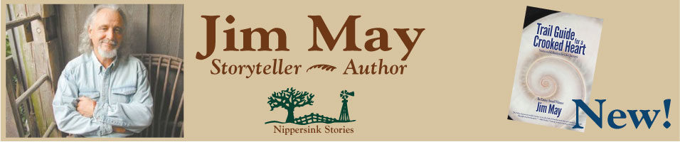 Jim May, Storyteller & Author